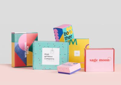 7 Gründe, warum Verpackungsdesign beim Aufbau deiner Markenidentität so wichtig ist